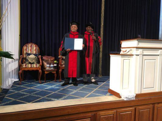 Trnindad Graduation