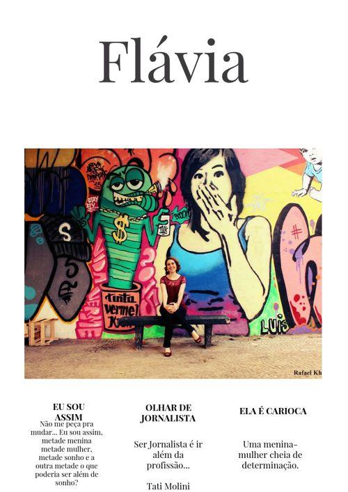 Flávia Vianna Olhar de Jornalista