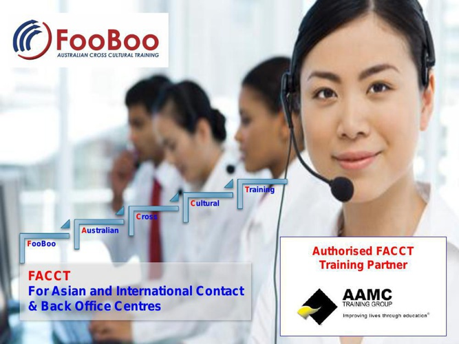 FooBoo Australian Cross Culture Training - AAMC - FACCT ver 2.5