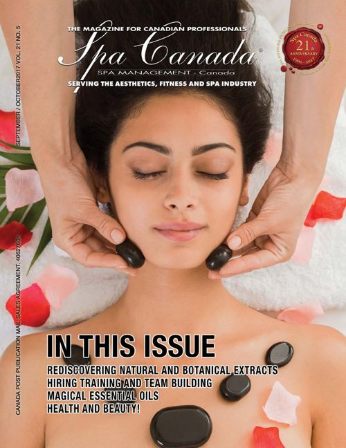 Spa Canada September / October 2017