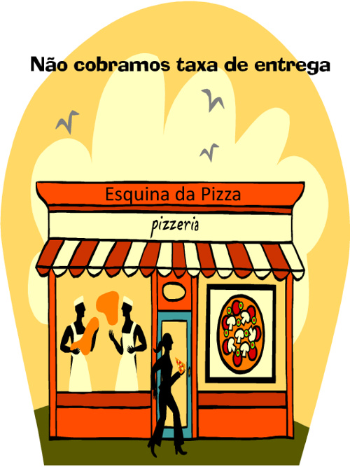 Esquina da Pizza