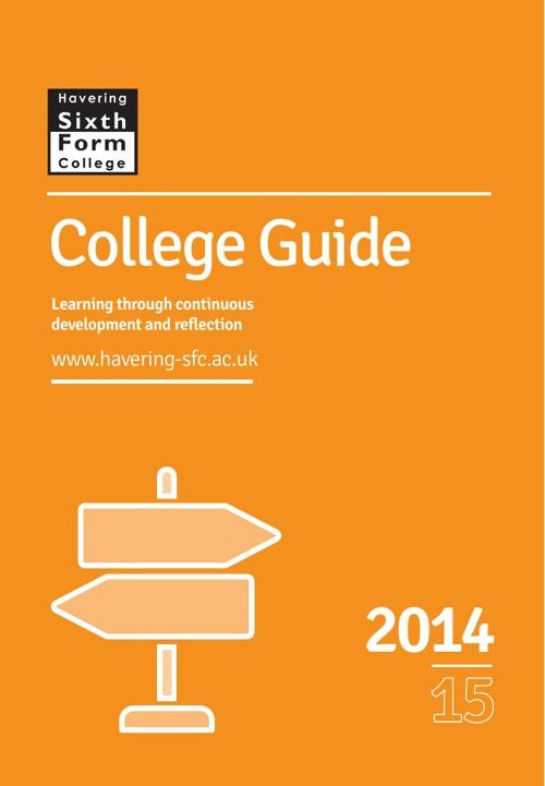 College Guide 2014-15