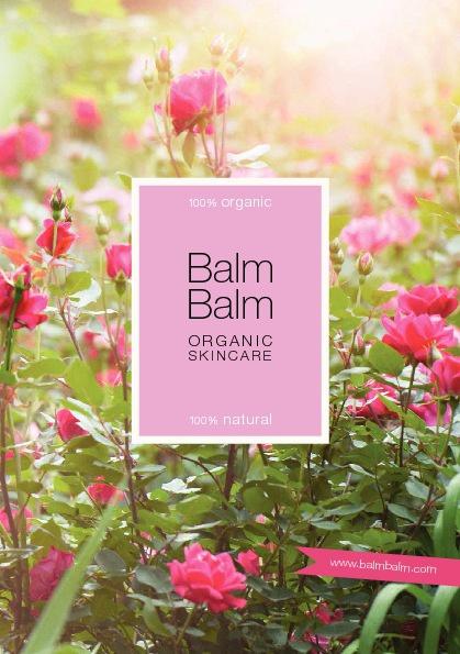 Balm Balm Brochure