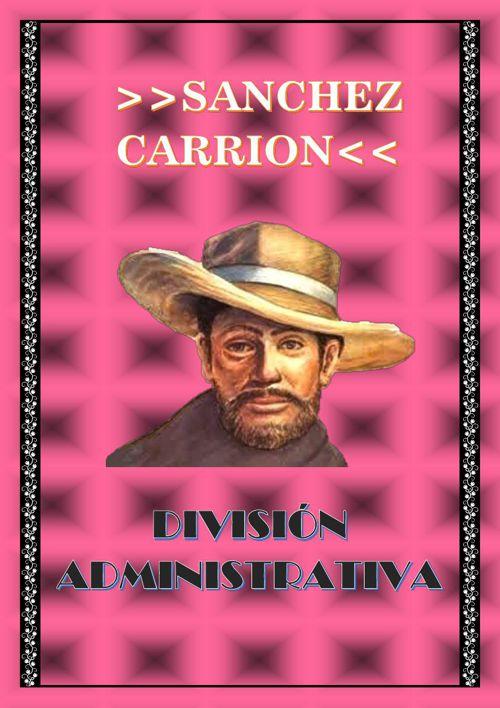SANCHEZ CARRION