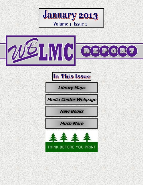 WB LMC Report January 2013