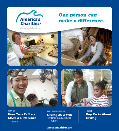 America's Charities CFC Brochure