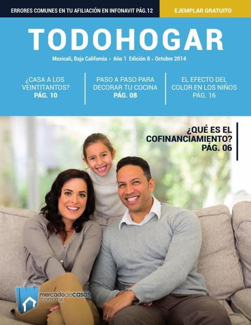 Revista Todo Hogar Mercado de Casas - Octubre-Noviembre