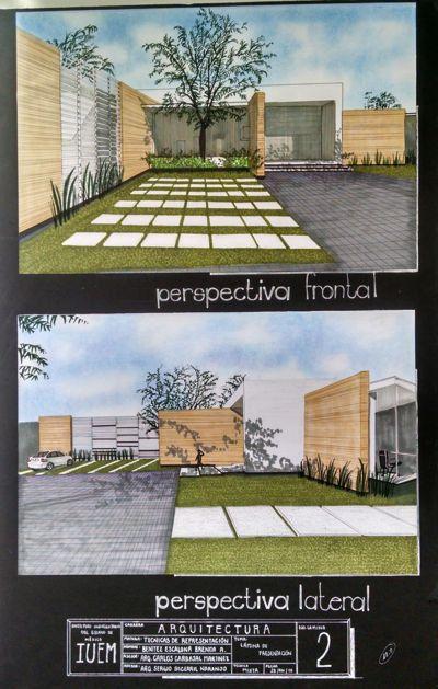 Im genes de arquitectura by carlos flipsnack for Representacion arquitectonica pdf