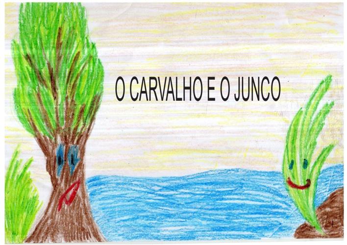 O Carvalho e o Junco