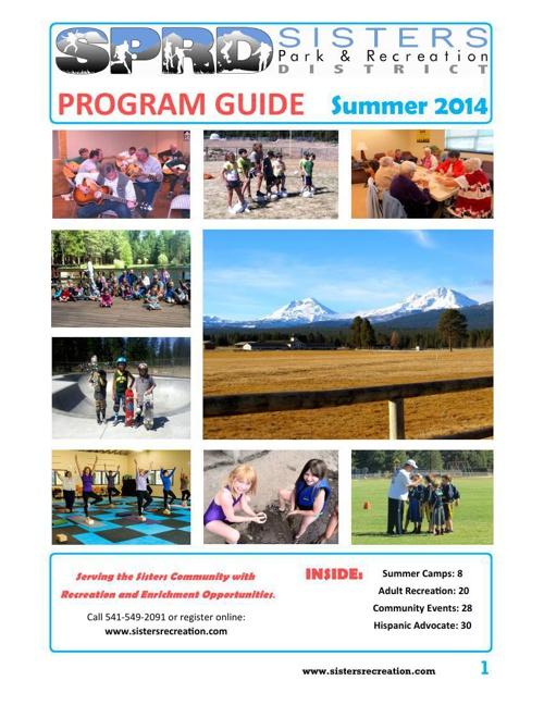 Summer 2014 Catalog FINAL