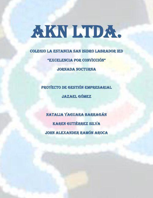 Akn Ltda