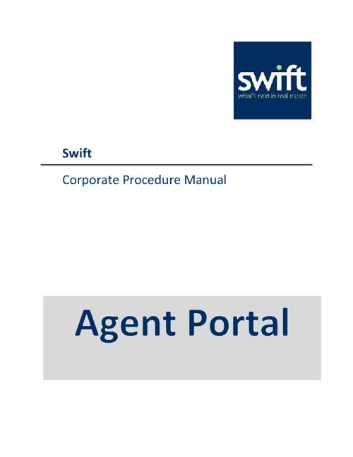 Agent Portal - Corporate