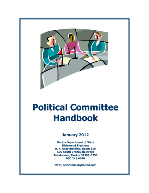 Florida Political Committee Handbook