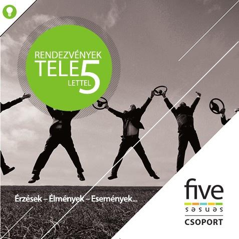 Five Senses Bemutatkozó 2013