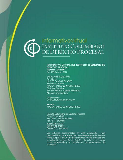 Informativo 35