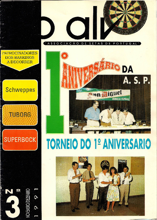 O ALVO - Nº 3