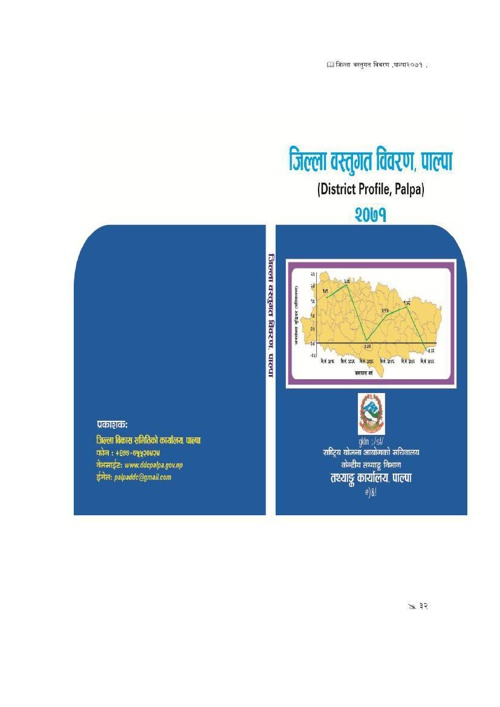 District Profile of Palpa District