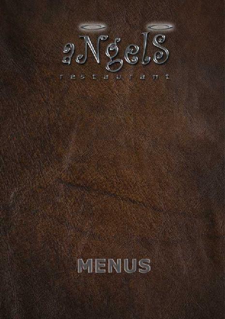 Angels Menus