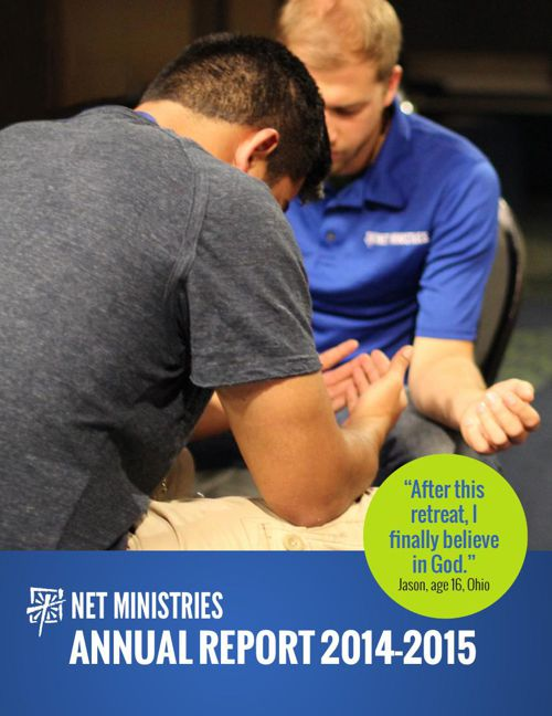 NET Ministries Annual Report 2014-2015