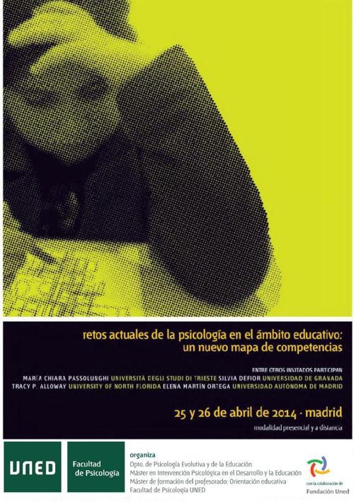 II Simposium Internacional: retos psicología nuevas competencias