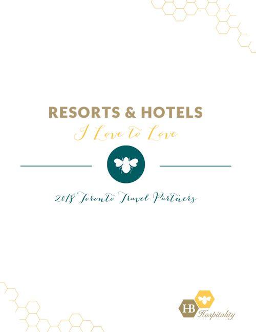 2018 Toronto Travel Partners Resort Guide