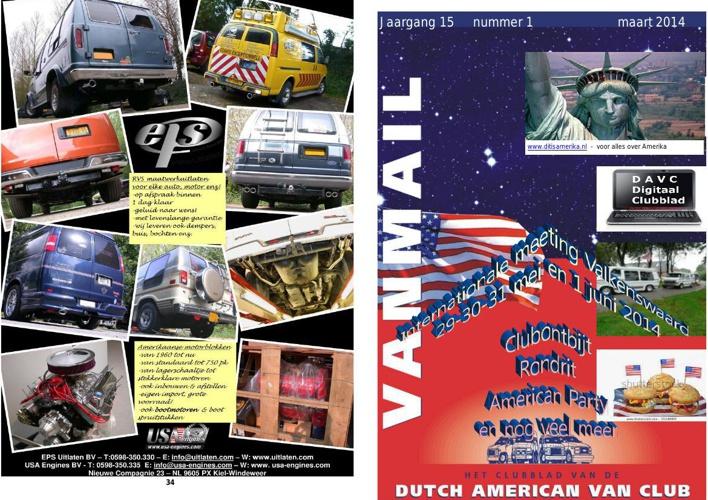 3e digitale clubblad - Maart 2014