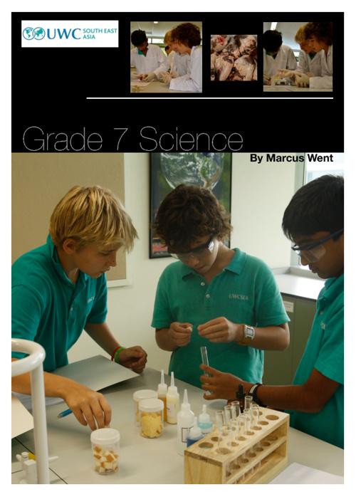 Marcus Went- 7PGu- Science