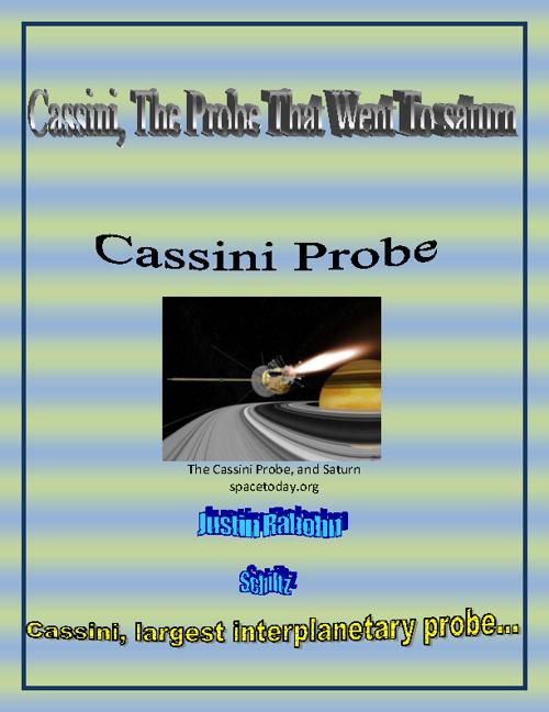Cassini Probe, Saturn