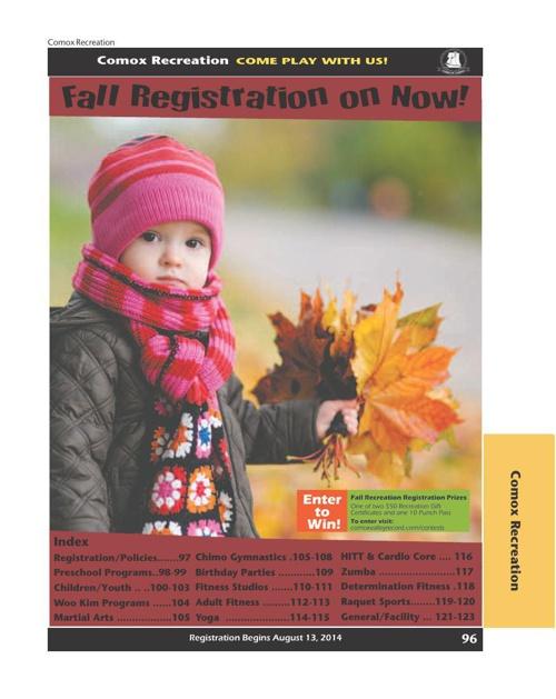 Fall Reporter 2014