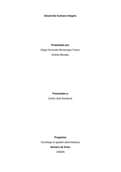 Induccion Comunicacion por  Diego Montenegro y Andres Morales