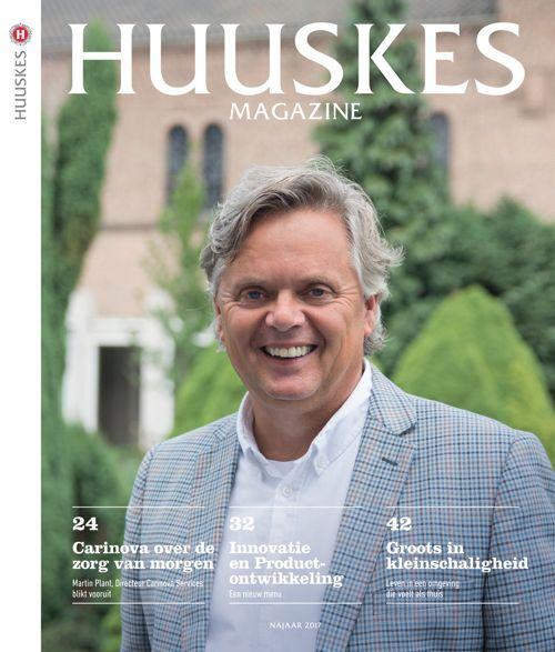 Huuskes Magazine - najaar 2017