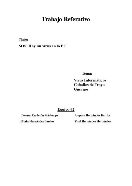 Libros de virus Informaticos
