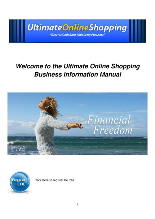 Residual Income 7 Days a Week