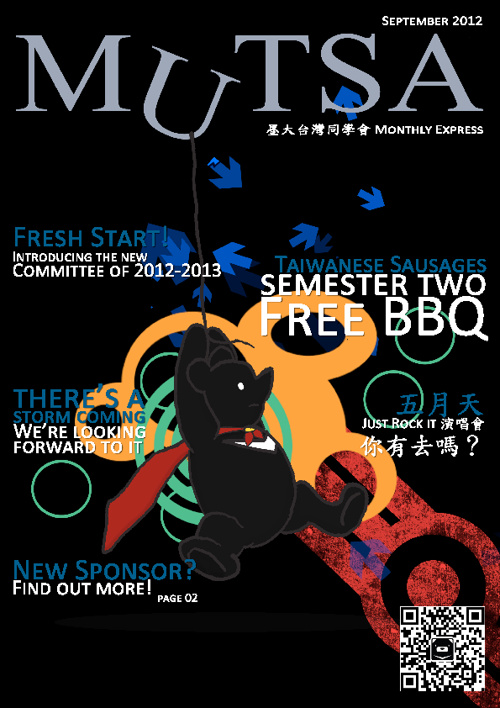MUTSA Monthly Express - September 2012