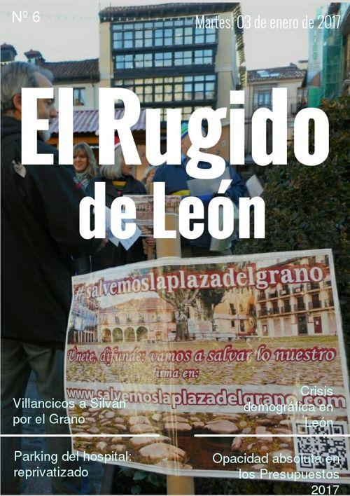 El Rugido de León 6