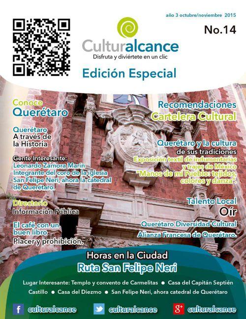 Revista Culturalcance No.14