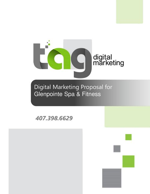 Glenpointe Spa and Fitness Marketing Proposal_20170105