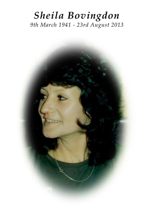 Sheila Bovingdon