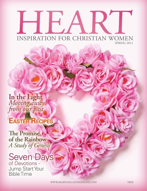 Heart Magazine Spring 2013