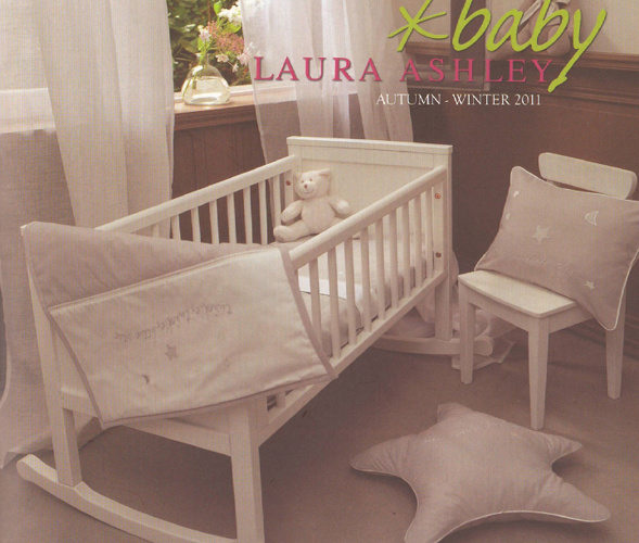 Laura Ashley Baby AW 2011