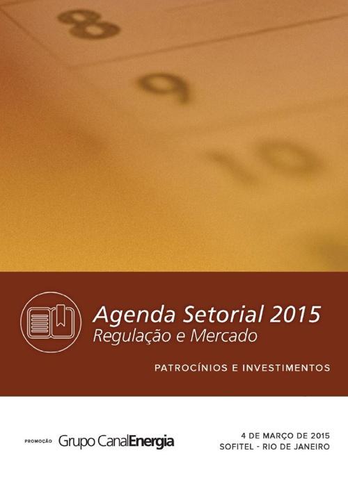 MDK Agenda Setorial 2015