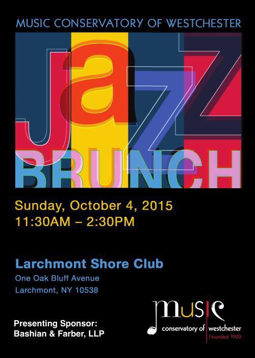 Jazz Brunch 2015