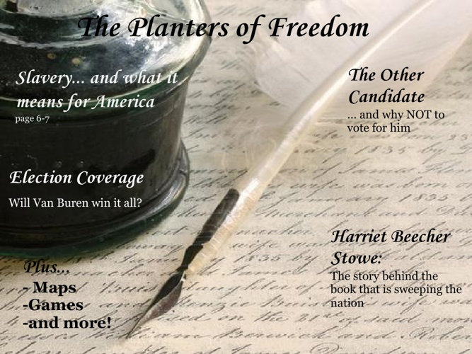Planters of Freedom