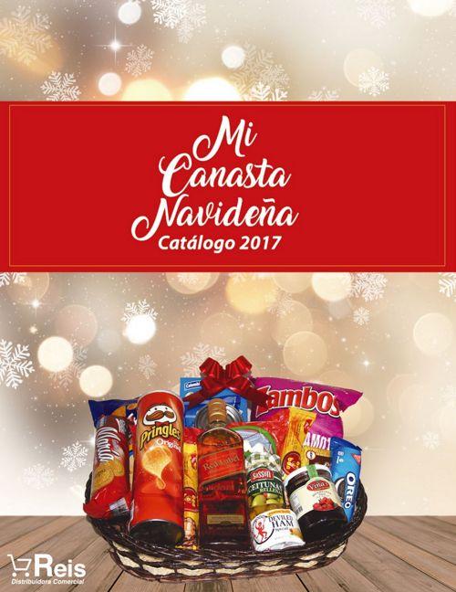 Catalogo Canastas 2017