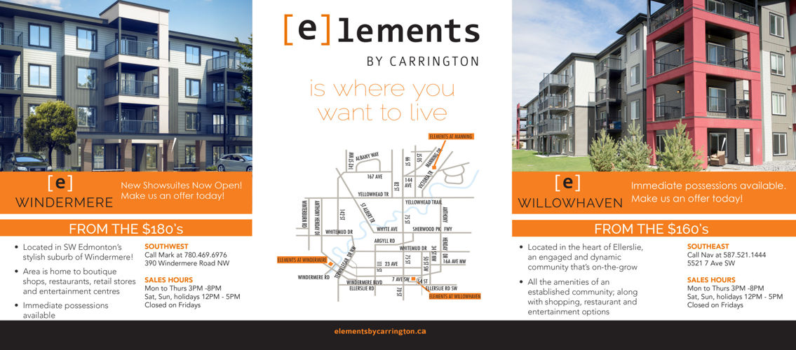 Elements Condo Guide August 2016