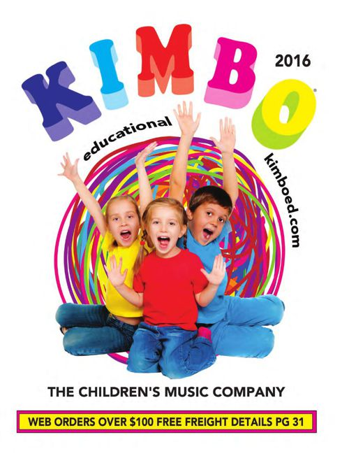 Kimbo Educational's Catalog