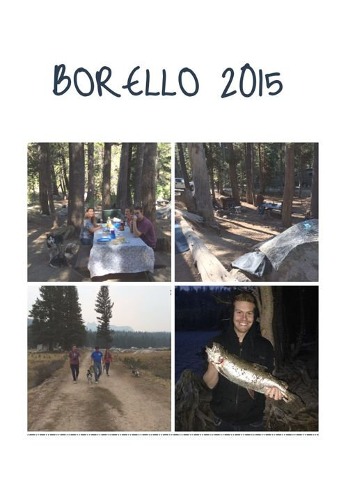 Borello Vacation 2015