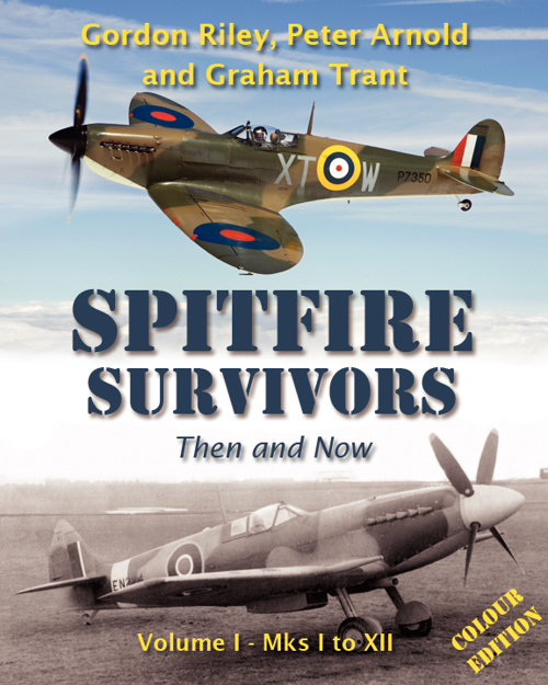 Spitfire Survivors - Then and Now: Volume I