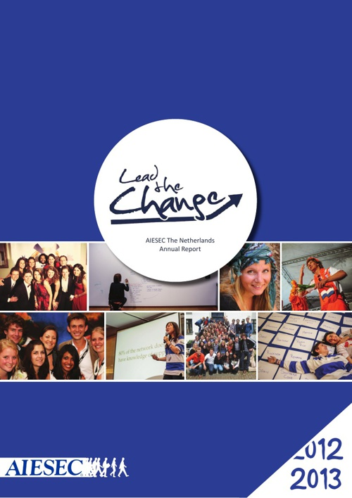 Annual Report AIESEC The Netherlands 2012-2013