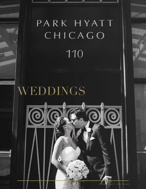Weddings at Park Hyatt Chicago